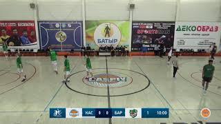 🏀 Национальная лига Казахстана - мужчины 2020/21: \