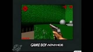 Ballistic: Ecks vs. Sever Game Boy Gameplay