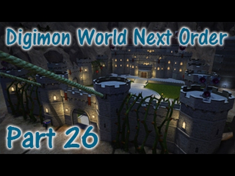 Digimon World Next Order Part 26: Ohguino Wastelands - Palace of Thorns!