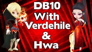 Summoners War - Dragons B10 Team with Verdehile and Hwa - Mid Game DB10 Team - Stafaband