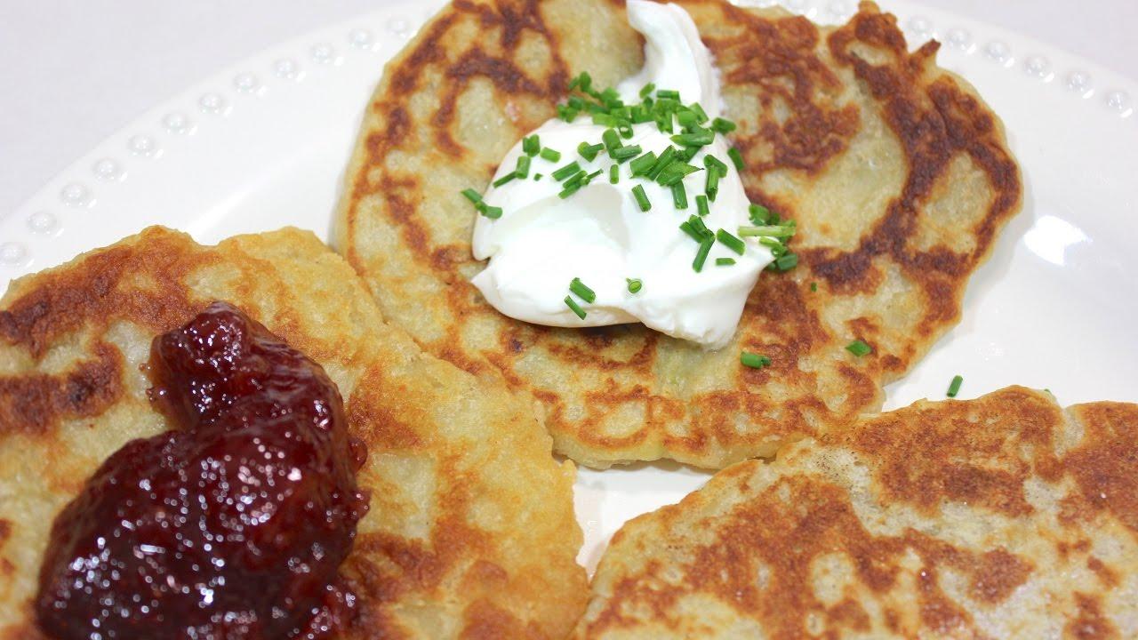 How to Make Irish Pancakes forecasting
