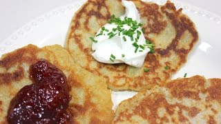 How To Make Potato Pancakes: An Easy Irish Potato Cakes Recipe (Boxty)
