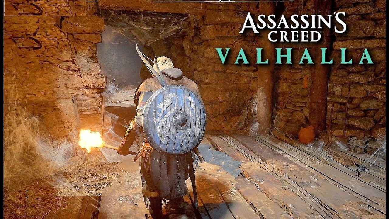 Assassin's Creed Valhalla - Exclusive Extended Gameplay Demo (Ubisoft Forward 2020)