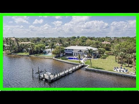 Rosie O'Donnell Sells Her Waterfront West Palm Beach Estate for $5 Million By Latest News Celebrity