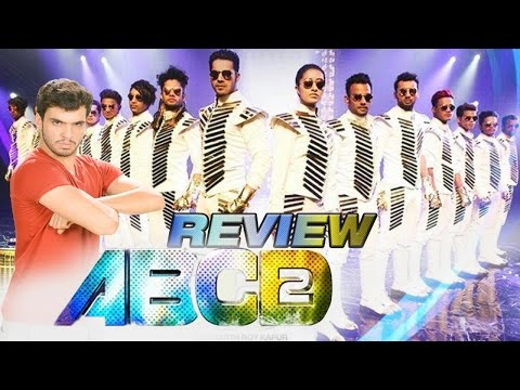 'ABCD 2 Movie Review' | Varun Dhawan, Prabhudeva, Shraddha Kapoor
