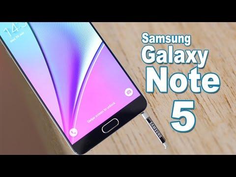 Samsung Galaxy Note 5 | Review en Español