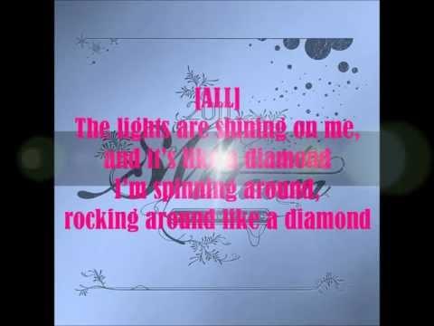 (+) SNSD - Diamond (Winter Album)