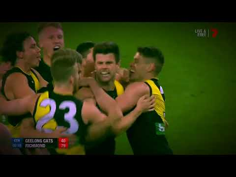2nd qualifying final edit | Richmond vs Geelong