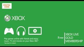 how to get free xbox live gold membership no surveys