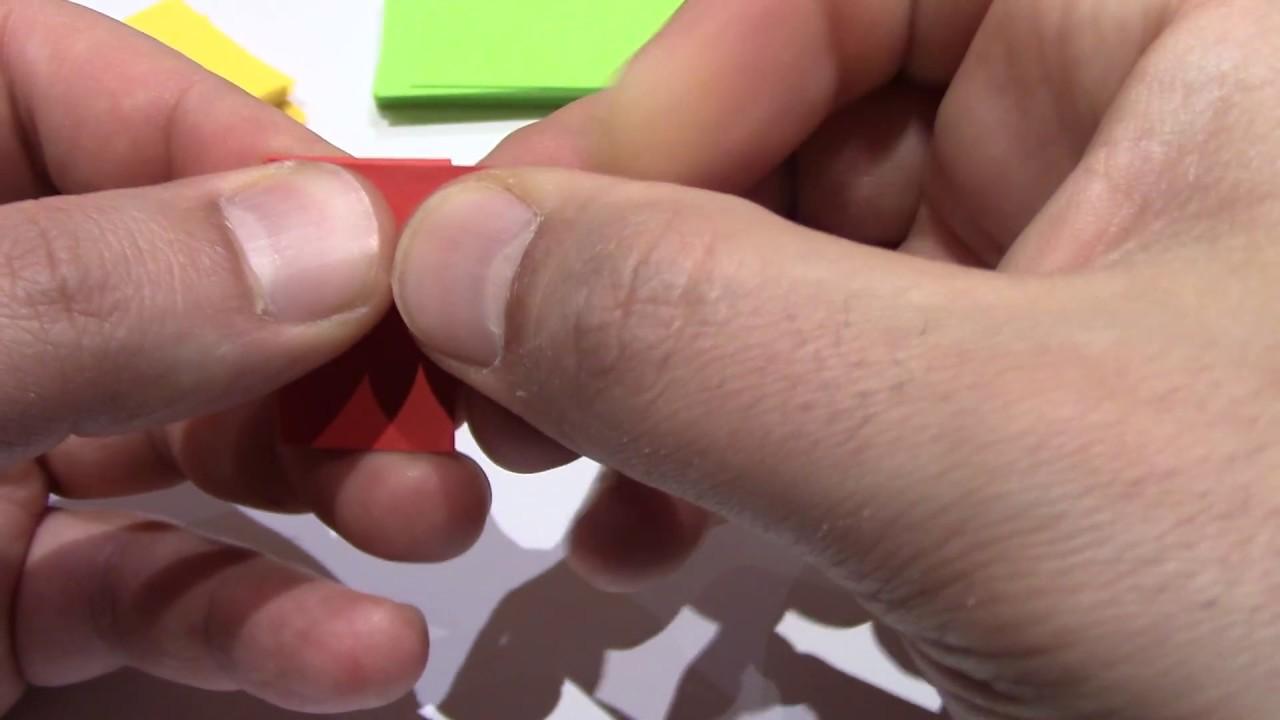 Modulo Modul Tutorial Youtube Swantutorial Blue39s Chinese 3d Modular Origami Swan Diagram Zog