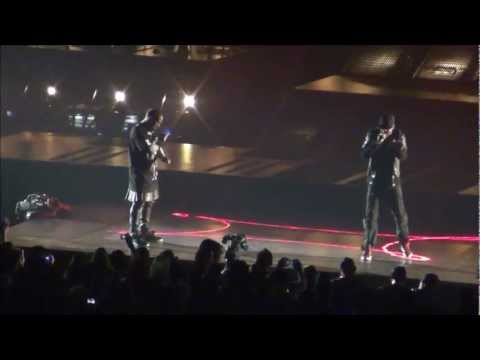 Watch The Throne - No Church In The Wild - Live At Staples WTT