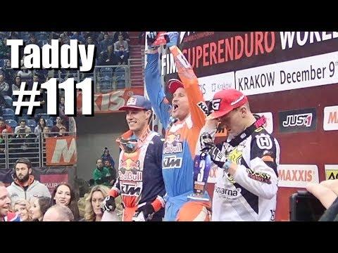 Wielki powrót mistrza Taddy Blazusiak SuperEnduro Kraków Tauron Arena 2017 ale to były emocje