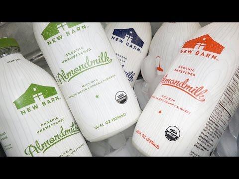 Expo West 2016 Video: Nut Milk Trends