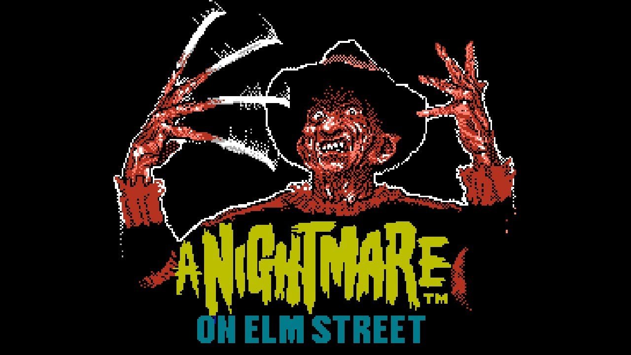 Nightmare On Elm Street Game