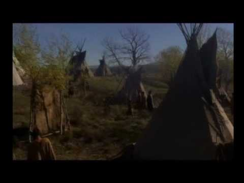 Lakota Buffalo Hunt- Native American.wmv