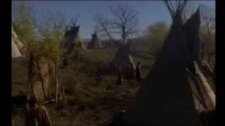 Lakota Buffalo Hunt- Native American.wmv