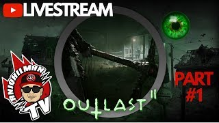 🔴 Outlast 2 Gameplay PS4 [Part 1]