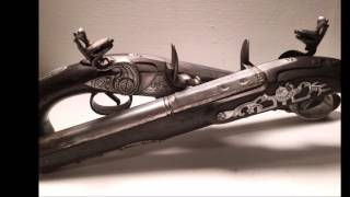 Captain Jack Sparrow Pirates of the Caribbean Toy Flintlock Pistol Modification