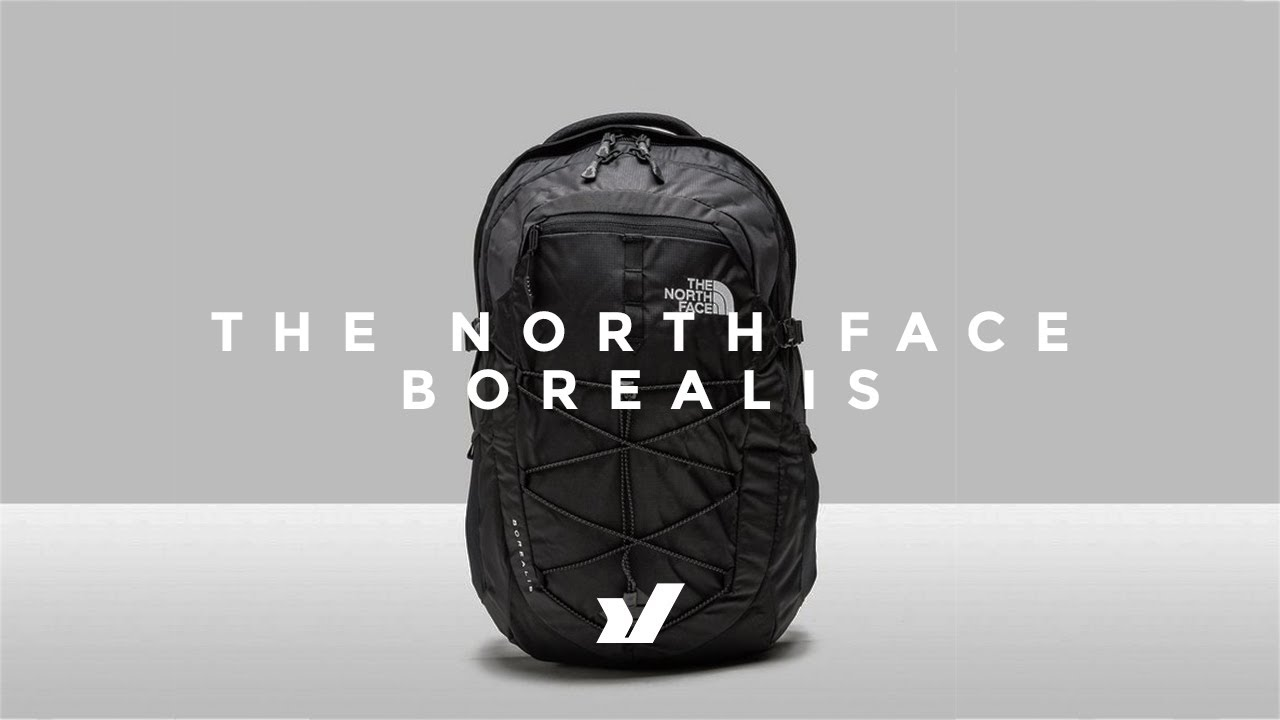 The North Face Borealis Backpack - YouTube c2d5e73e52ce
