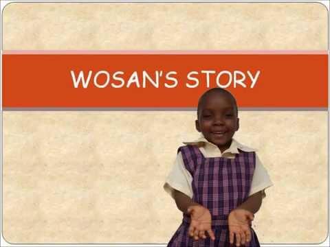 Wosan's Story on Handwashing