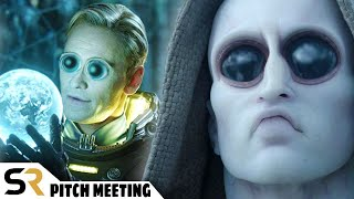 Prometheus Pitch Meeting