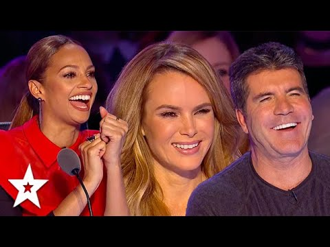 BEST AUDITIONS On Britain's Got Talent From 2015!   Got Talent Global