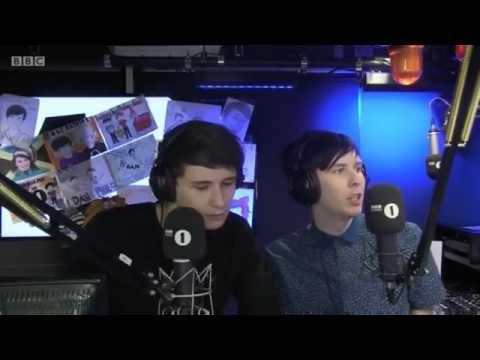 Dan and Phil radio show 02.11.2015 full