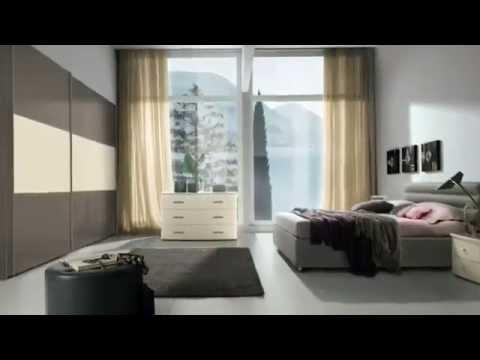 Mobili Camera da letto Musa - Valentini - YouTube