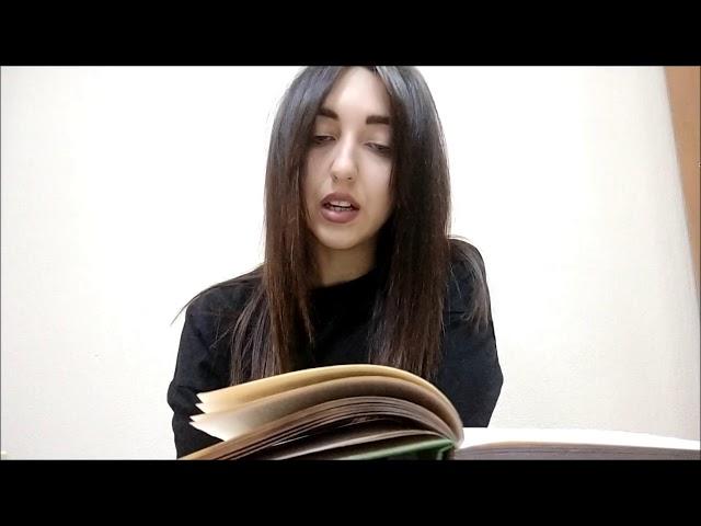 Изображение предпросмотра прочтения – ЭлинаТерехова читает произведение «Не гляди на меня с упреком» С.А.Есенина