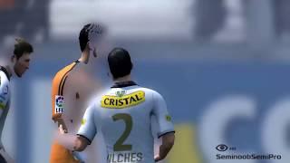 Fifa 14 Pc Mi Primera Partida Del Juego Final | Humillacion primer tiempo