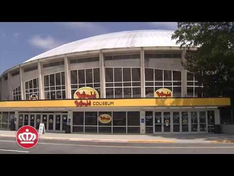 Bojangles' Coliseum Renovations Update