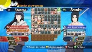 Video Test Naruto Shippuden : Ultimate Ninja Storm Generations [HD]