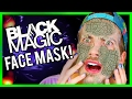 BLACK MAGIC FACE MASK!