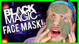 BLACK MAGIC FACE MASK!