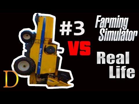 Farming Simulator vs Real Life [#3]