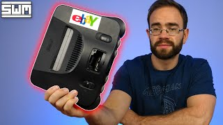 I Ordered A Broken Nintendo 64 From eBay...And It Was The Easiest Repair Yet