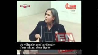 Historical Speech of Mrs Kisanak