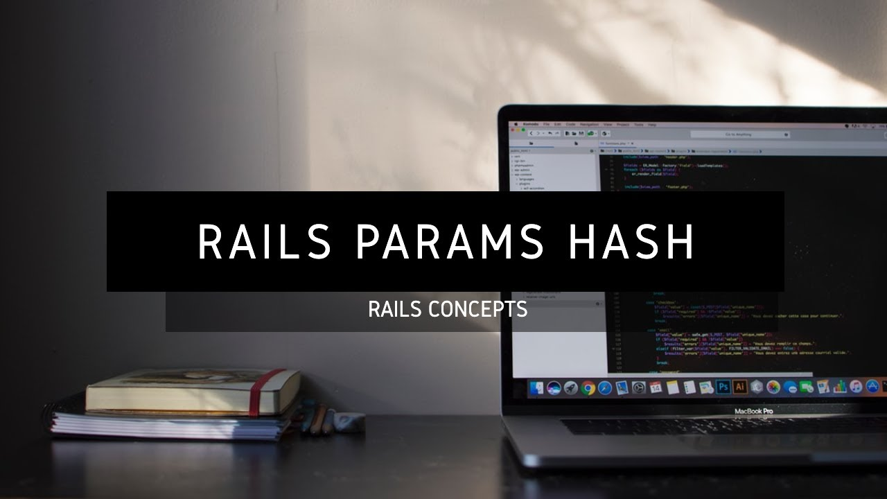 The Params Hash (Example) | GoRails