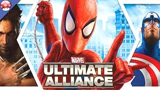 Marvel Ultimate Alliance Remastered Gameplay PC HD [1080p/60fps] [Steam]