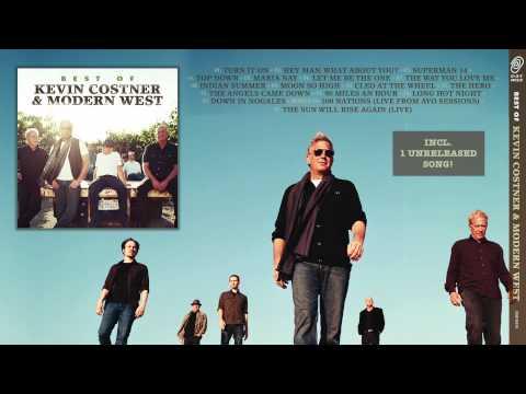 """Kevin Costner & Modern West - """"Best Of"""" Album Medley - Out September 28th"""