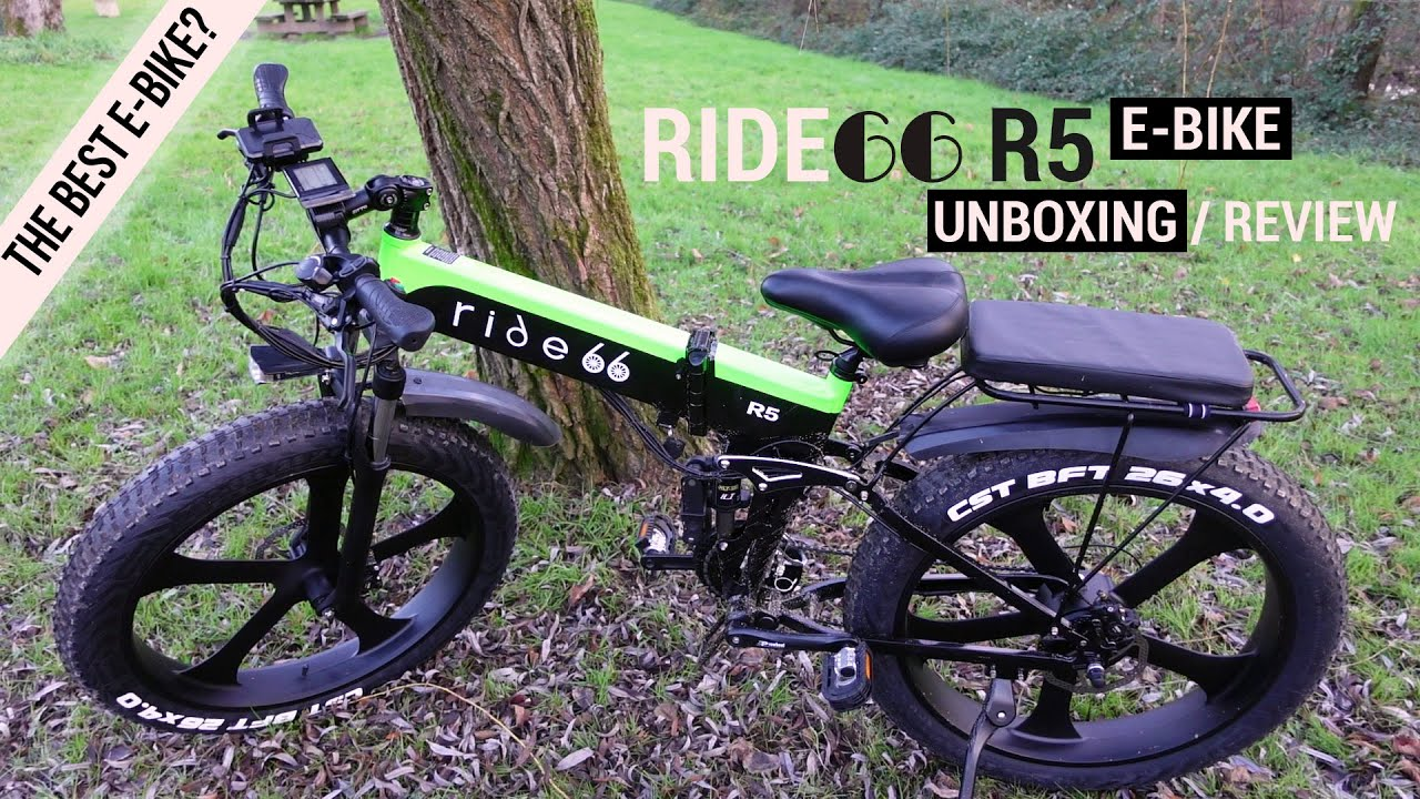 Ride66 R5 PRO - Unboxing & Review