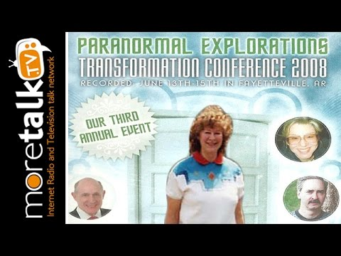 Dolores Cannon  Conference 2008 with Dorothy Leon - Is Jehovah an ET