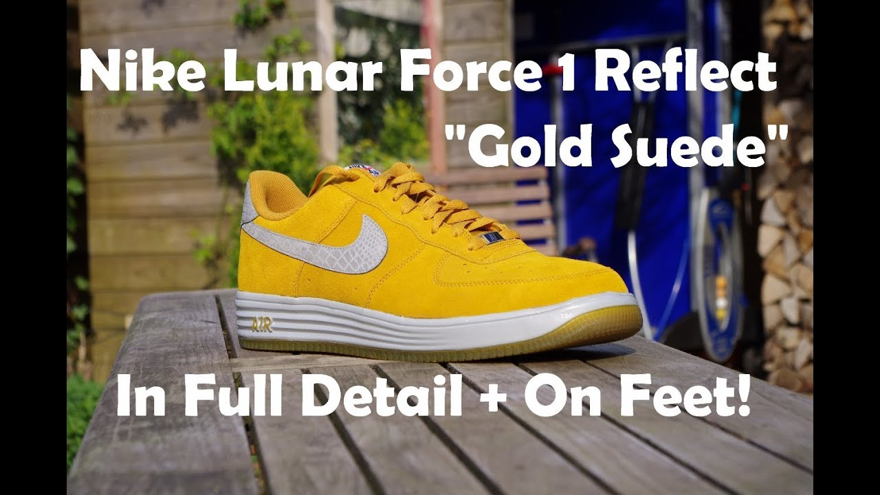 cdf4e9b7c63e Nike Lunar Force 1 Reflect