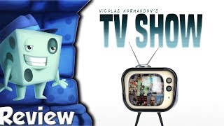 TV Show Review - with Tom Vasel
