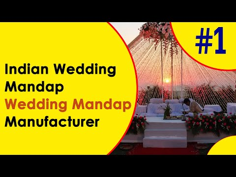 wedding mandap manufacturer, indian wedding mandap suppliers