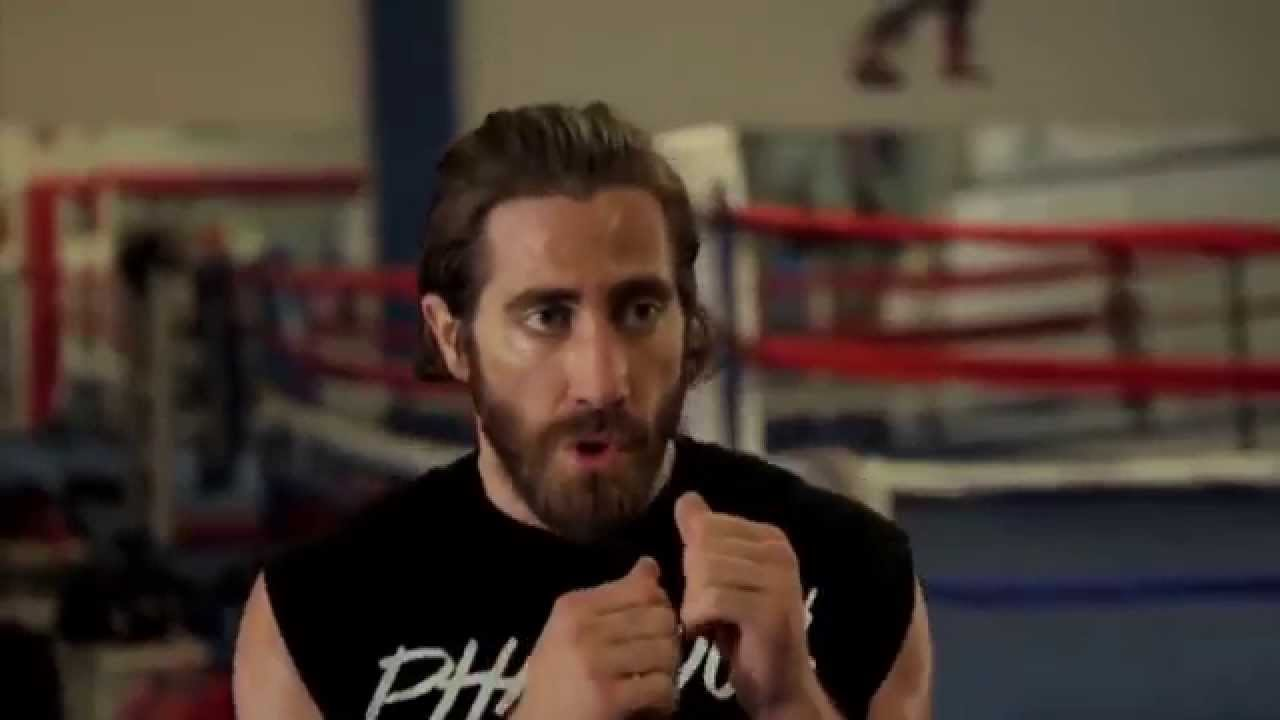 Southpaw Workout Jake Gyllenhaal Workout Kings Never