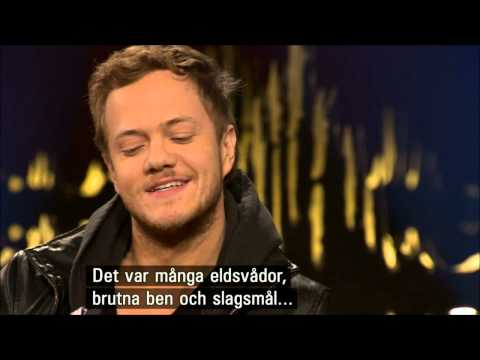 Imagine Dragons interview in Skavlan HD