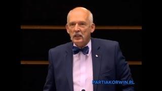 Janusz Korwin-Mikke: Czy mamy strzelać do imigrantów? 16.09.2015