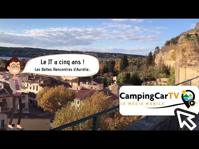 Tourisme en camping-car - Saint-Chamas