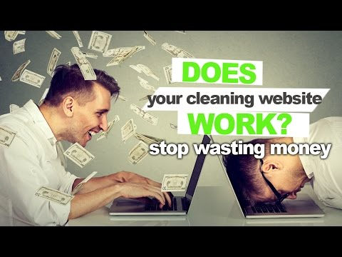 Is your Janitorial Website Consistently Bringing in New Clients? Find out How!